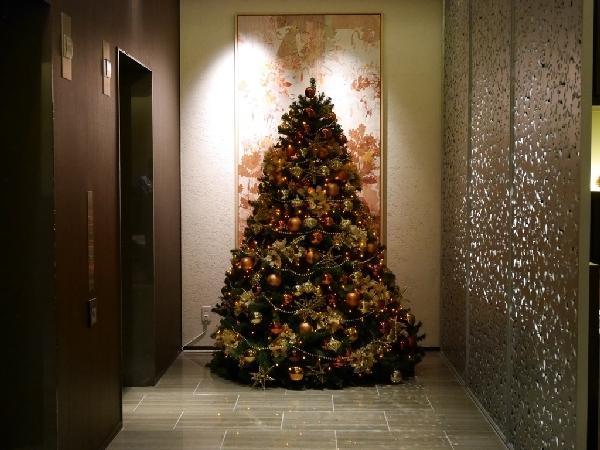 【福岡・ホテルフォルツァ博多】FORZAのクリスマス2015
