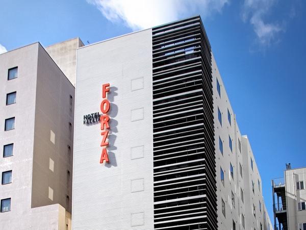 【福岡・ホテルフォルツァ博多】インターネット宿泊予約システムについて