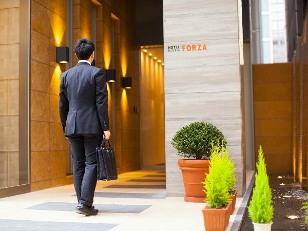 【福岡・ホテルフォルツァ博多】「ビジネス情報サイト・Bizコンパス」に掲載されました