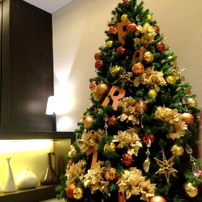 【福岡・ホテルフォルツァ博多】FORZAのクリスマス