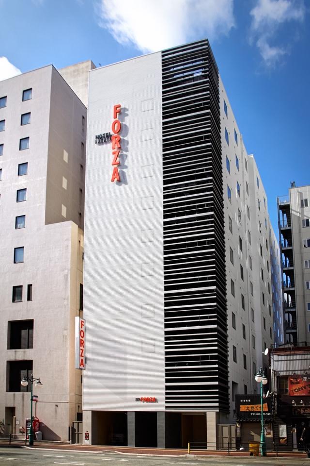 【福岡・ホテルフォルツァ博多】本日、12月21日開業1周年を迎えました