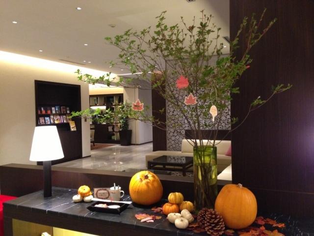 【福岡・ホテルフォルツァ博多】秋到来!フォルツァで紅葉狩り