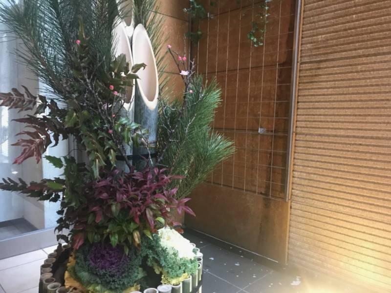 【福岡・ホテルフォルツァ博多(筑紫口)】あけましておめでとうございます