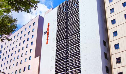 HOTEL FORZA HAKATAEKI CHIKUSHI-GUCHI I