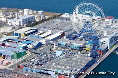 Marinoa City Fukuoka