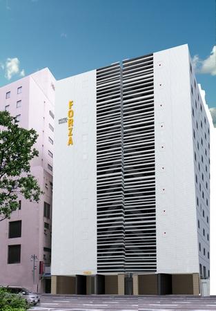 『ホテルフォルツァ博多(筑紫口)』8月に新棟開業のお知らせ