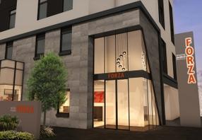 『ホテルフォルツァ博多駅前(仮称)』2017年2月に新規オープン予定
