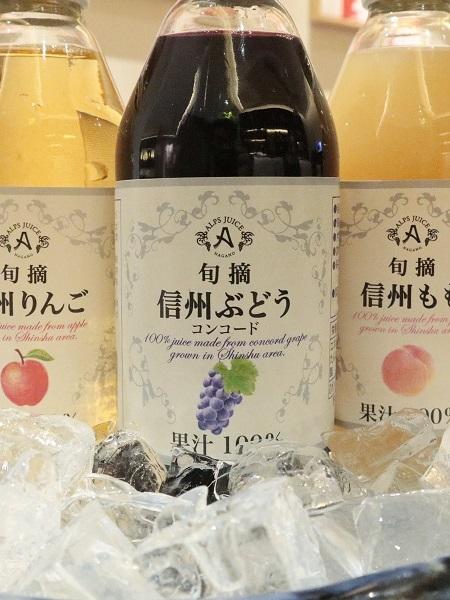 ホテルフォルツァ博多駅博多口 信州からの果実のお届けもの☆100%フルーツジュース付プラン