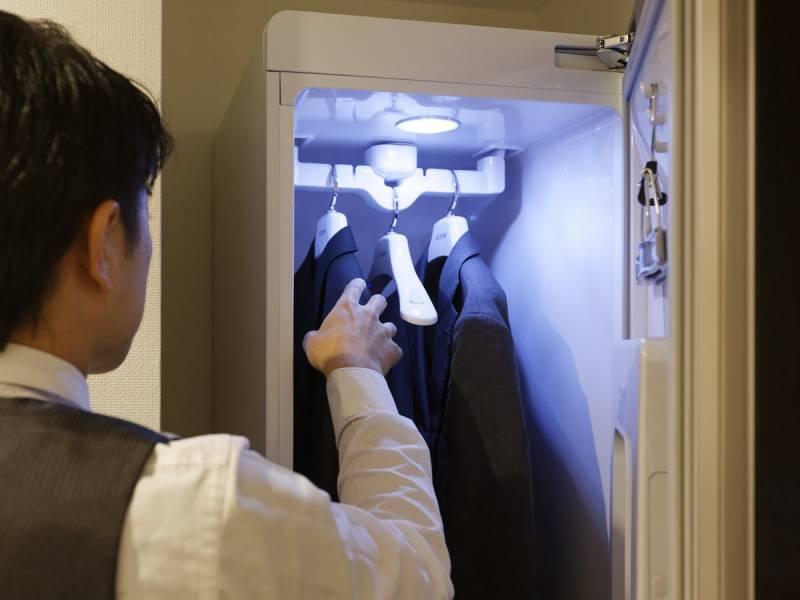 【ホテルフォルツァ博多(筑紫口)】7/28(金)!新棟営業開始日決定のお知らせと、驚き家電~ホームクリーニング機「LG styler」設置のお知らせ