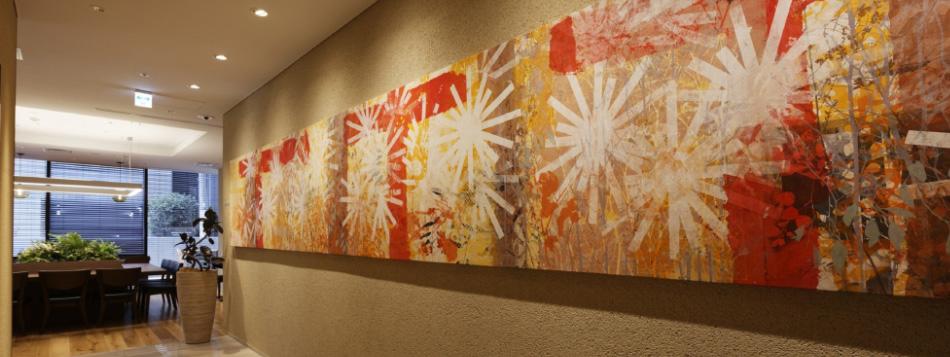無料iPadを全室に設置