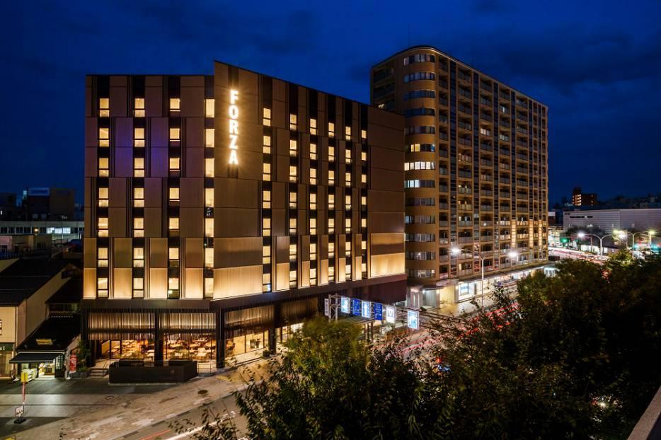 ホテルフォルツァが金沢に誕生