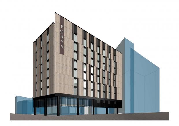 『ホテルフォルツァ金沢(仮称)』を2019年夏に開業いたします