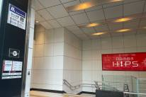 地下鉄なんば駅 14番出口 一時閉鎖のお知らせ